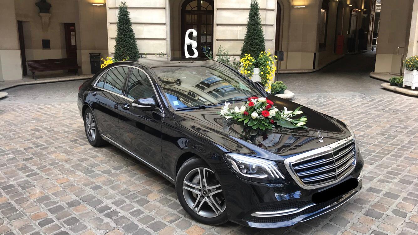 Nouvelle Mercedes Classe S modèle 2018 noire chez Road Drive